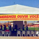 Roberto Lopes vai ao Jardim das Oliveiras ouvir moradores