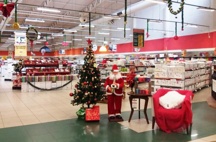 Supermercado Espera Vender 15 A Mais Neste Natal Jornal Expresso